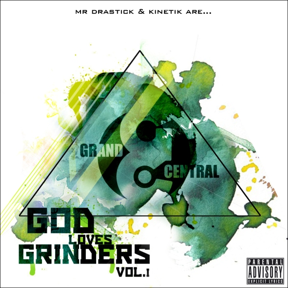 Grand Central God Loves Grinders Front Cover